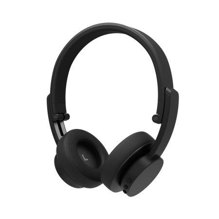 Urbanista Detroit Wireless On-Ear Audio Headphones - Black