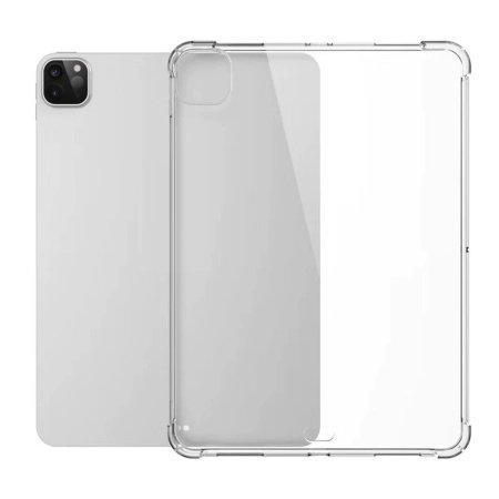 "Ultra-Thin iPad Air 4 10.9"" 2020 4th Gen. Anti-Shock Gel Case - Clear"