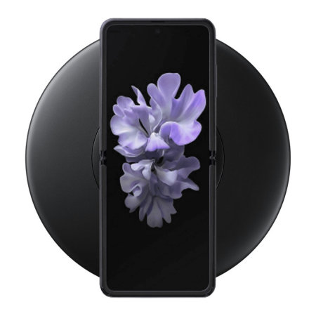 Official Samsung Galaxy Z Flip Wireless Fast Charging Pad - Black
