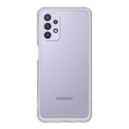Official Samsung Galaxy A32 5G Slim Cover - Clear