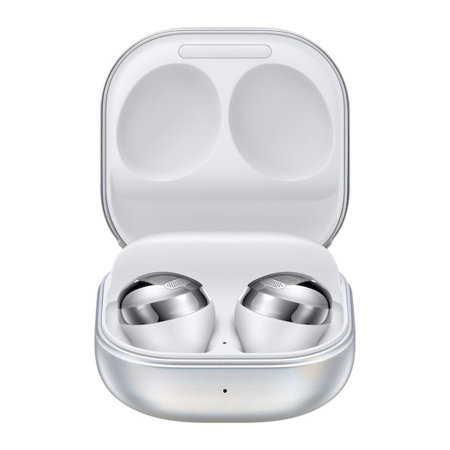 Official Samsung Galaxy Buds Pro Wireless Earphones - Silver