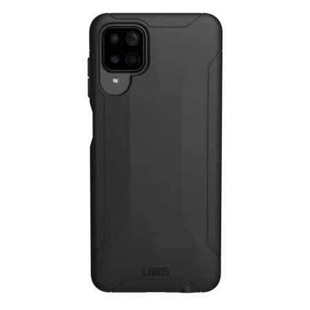 UAG Scout Samsung Galaxy A12 Protective Case - Black