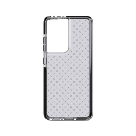 Tech21 Samsung Galaxy S21 Ultra Evo Check Case - Smokey / Black