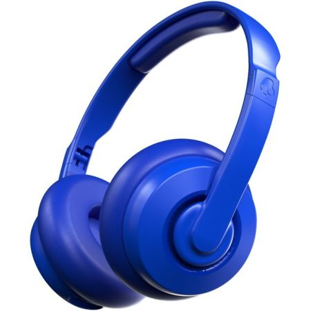 Skullcandy Cassette Wireless On-Ear Headphones - Blue