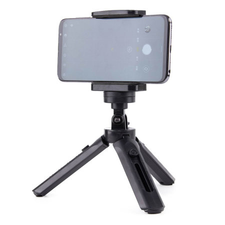 Mini Extendable Tripod & Selfie Stick for Smartphones & Cameras