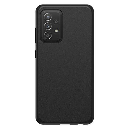 OtterBox React Samsung Galaxy A72 Ultra Slim Protective Case - Black