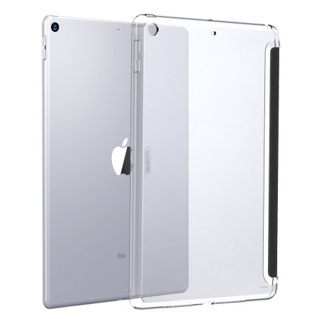"""Sdesign iPad 10.2"""" 2019 7th Gen. Transparent Cover Case - Clear"""