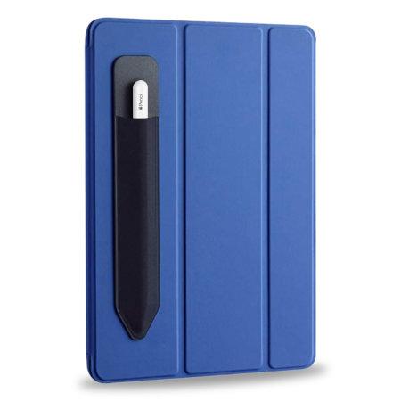 Olixar Apple Pencil 2nd Gen. Adhesive Silicone Holder for iPad - Black