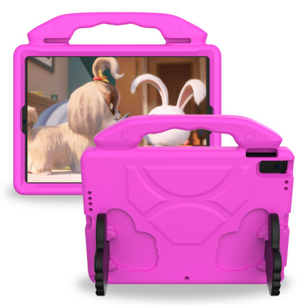 "Olixar iPad Air 4 10.9"" 2020 4th Gen. Child-Friendly Case - Pink"