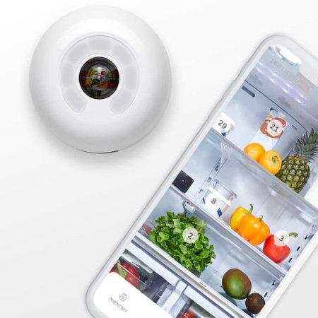 Smarter FridgeCam Food Tracking Wifi Enabled Camera W/ Smartphone App