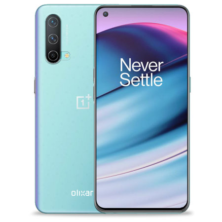 Olixar Flexishield Oneplus Nord CE 5G Case - 100% Clear