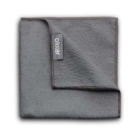 Olixar Premium Laptop Cleaning Cloth - 15x22cm - Grey