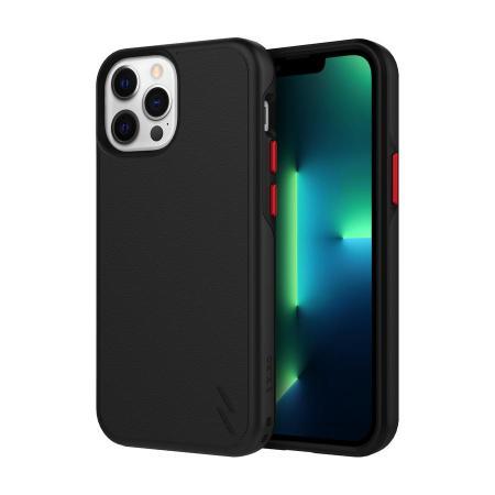 Zizo Realm iPhone 13 Pro Max Protective Case - Black