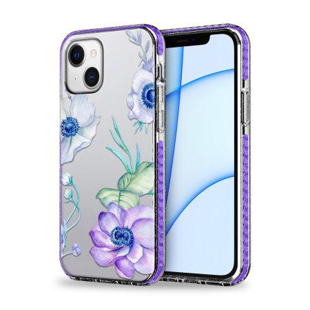 Zizo Divine iPhone 13 Ultra-Thin Case - Lilac