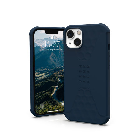UAG Standard Issue iPhone 13 Tough Silicone Case - Mallard