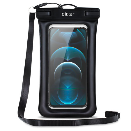 Olixar iPhone 13 Pro Max Waterproof Pouch - Graphite