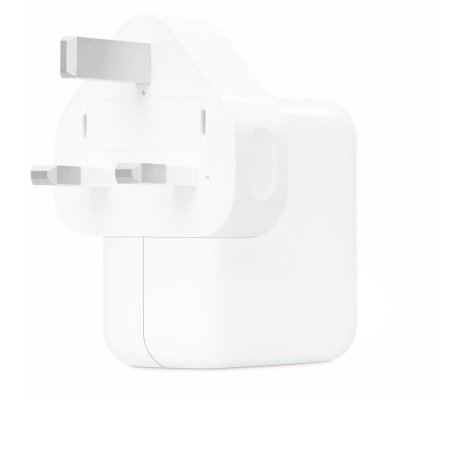 Official Apple 30W USB-C Fast Wall Charger - White - UK Plug