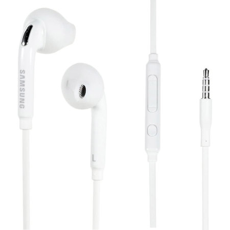 Official Samsung In-Ear 3.5mm Earphones - White