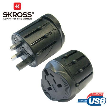 Adaptateur USB mondial Swiss Travel