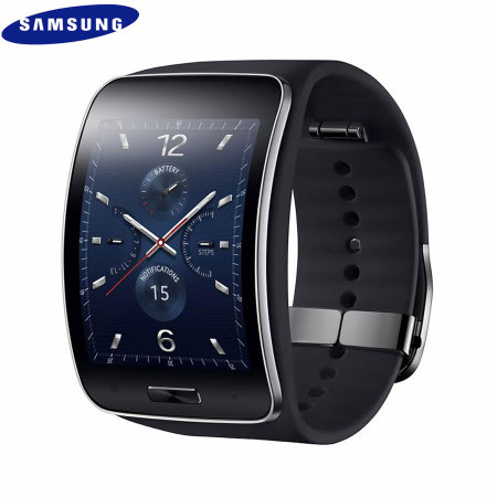 Samsung Galaxy Gear S Smartwatch - Black