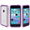 GENx Bumper Case for Apple iPhone 5C - Purple