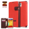 Zenus Masstige Color Edge Diary Case for Galaxy Note 3 - Red / Brown