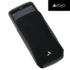Vaja Classic Leather Pocket for HTC Desire & Nexus One - Black 1