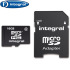 Integral 16GB Class 10 Micro SDHC Memory Card 1