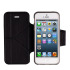 Momax The Core Smart Case for iPhone 5S / 5 - Black 1