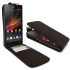 Sony Xperia Z Flip Case - Black 1