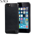 VAD Superior Leather Guard Mask for iPhone 5S/5 - Black 1