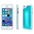 Kuke Glow In The Dark Sand Case for iPhone 5S / 5 - Blue 1