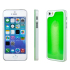 Kuke Glow In The Dark Sand Case for iPhone 5S / 5 - Green 1
