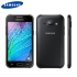 SIM Free Samsung Galaxy J1 Unlocked - Black 1