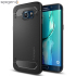 Spigen Rugged Armor Samsung Galaxy S6 Edge Plus Tough Case - Black 1