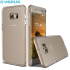 Verus Crystal Bumper Samsung Galaxy S6 Edge Plus Case - Shine Gold 1
