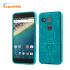 Cruzerlite Bugdroid Circuit Nexus 5X Case - Teal 1