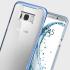 Spigen Neo Hybrid Crystal Samsung Galaxy S8 Case - Blue 1