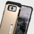 Spigen Slim Armor Samsung Galaxy S8 Plus Tough Case - Champagne Gold 1