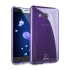 Olixar FlexiShield HTC U11 Gel Case - Purple 1