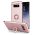 Olixar XRing Samsung Galaxy Note 8 Finger Loop Case - Rose Gold 1