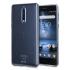 Olixar Ultra-Thin Nokia 8 Case - 100% Clear 1