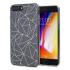 LoveCases Shine Bright Like a Diamond iPhone 8 Plus Case - Black 1