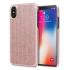 iPhone X Case - Rose Gold - LoveCases Luxury Crystal 1