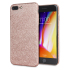 LoveCases Check Yo Self iPhone 8 Plus / 7 Plus Case - Rose Gold 1