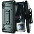 Ghostek Iron Armor 2 Samsung Galaxy A10 Case & Screen Protector -Black 1