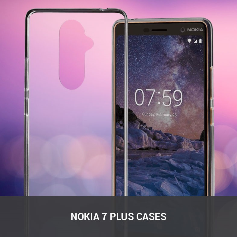 Nokia 7 Plus Cases
