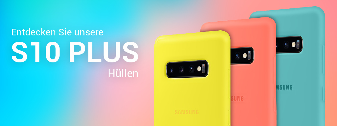 Samsung Galaxy S10 Plus Hüllen