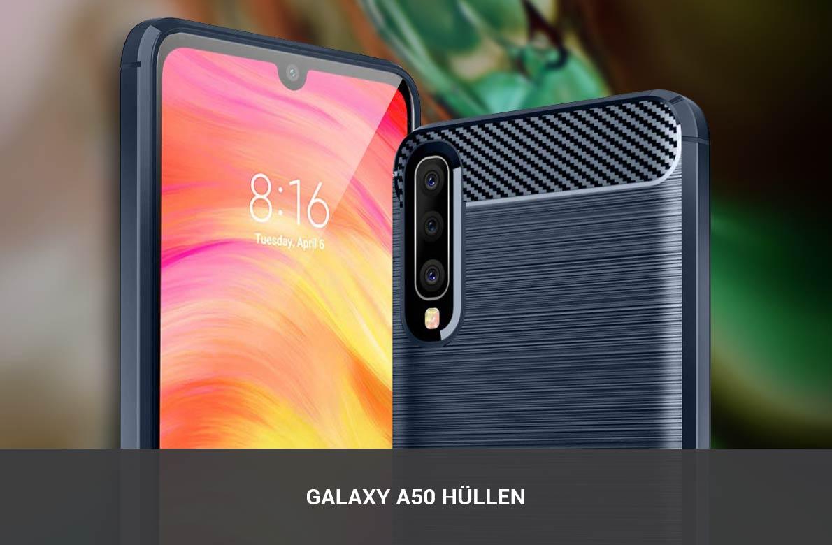 Samsung Galaxy A50 Hüllen