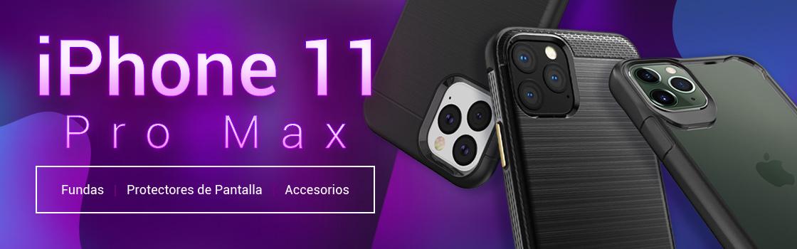 Accesorios iPhone 11 Pro Max